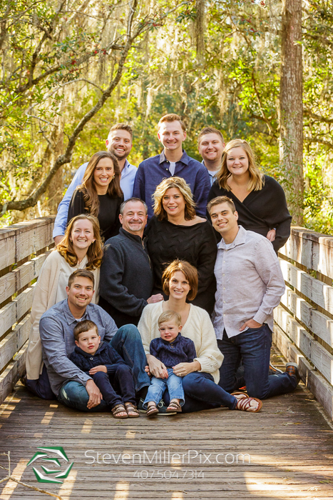 Family Mini Session Lake Louisa Photographer