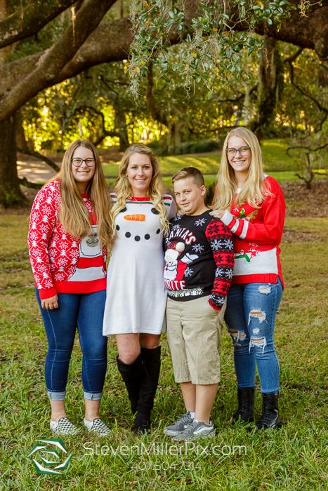 Holiday Mini Session Photographer Orlando