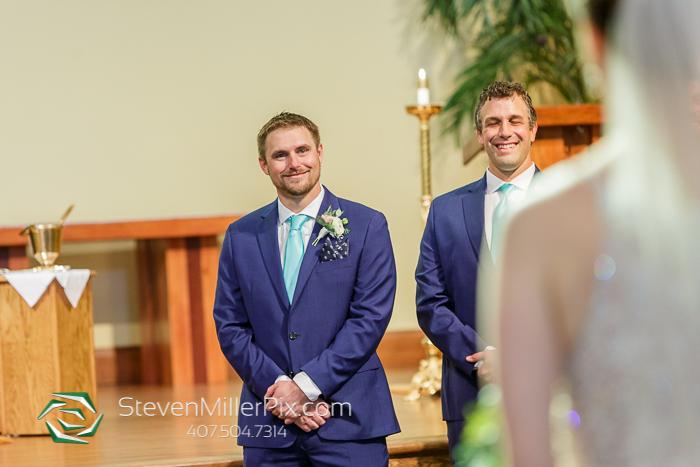Most Precious Blood Church Wedding Photos