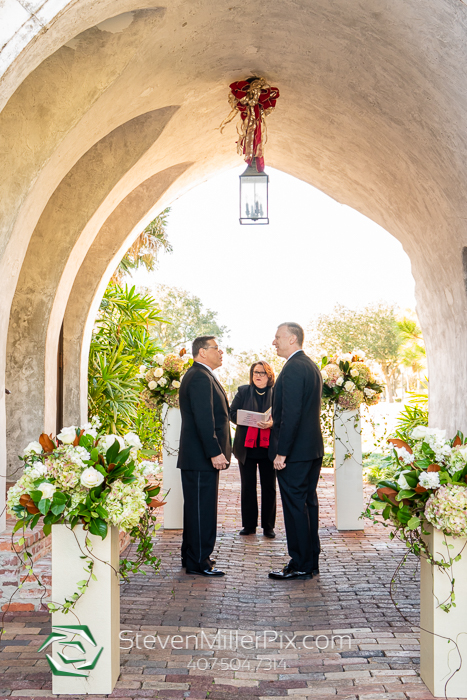 Weddings at Casa Feliz Winter Park