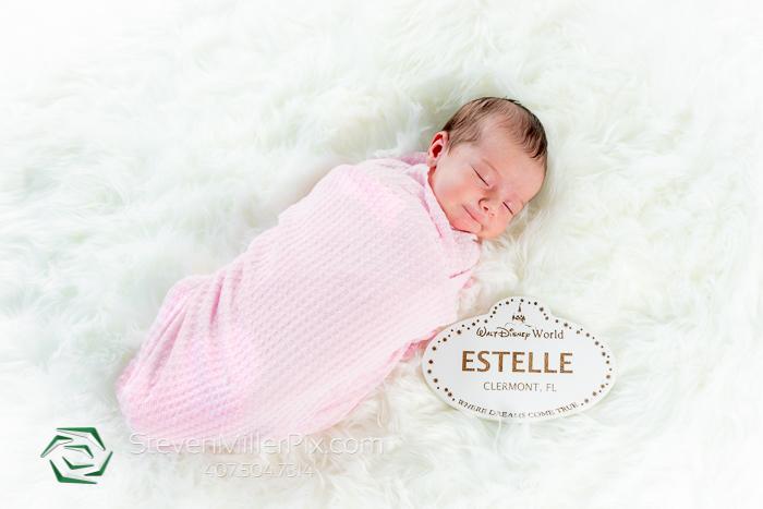 Newborn Baby Photographers Orlando