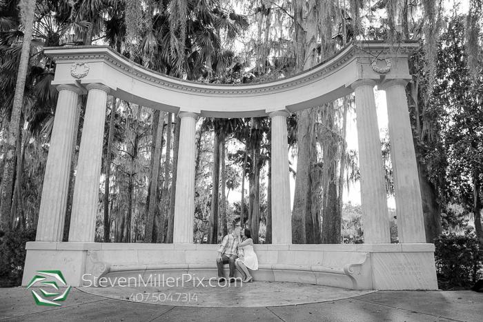 Engagement Photos Winter Park Orlando