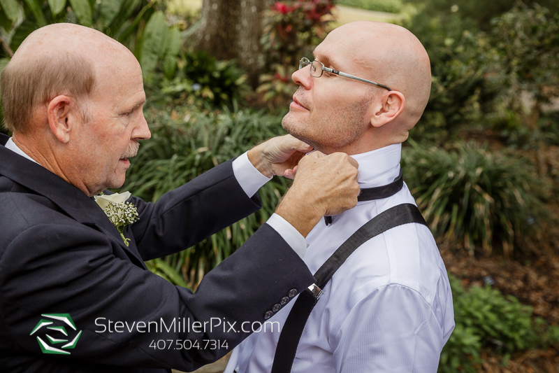 Micro Weddings Orlando Leu Gardens