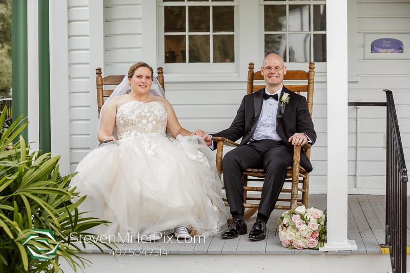Micro Weddings Orlando Leu Gardens