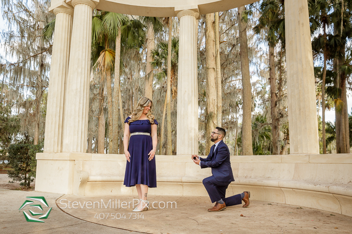 Winter Park Surprise Vow Renewal Photographer