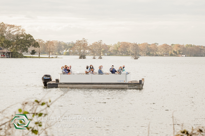Winter Park Surprise Vow Renewal Photographer