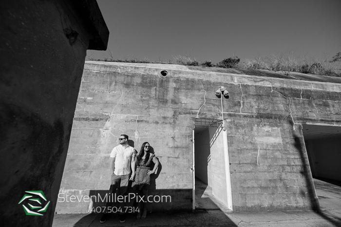 Fort DeSoto Engagement Photographer