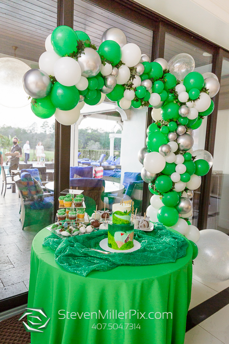 Surprise Birthday Events Reunion Resort