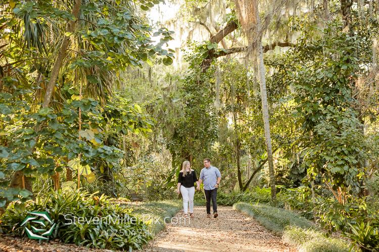 Leu Gardens Surprise Proposal