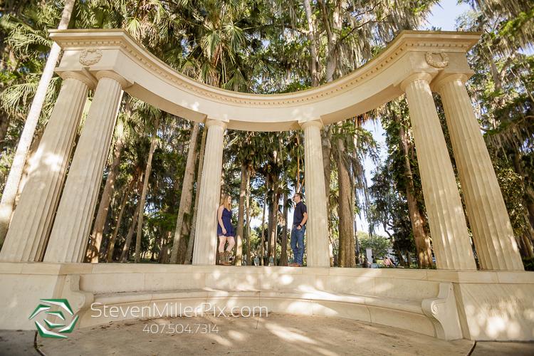 Orlando Surprise Proposal Photos