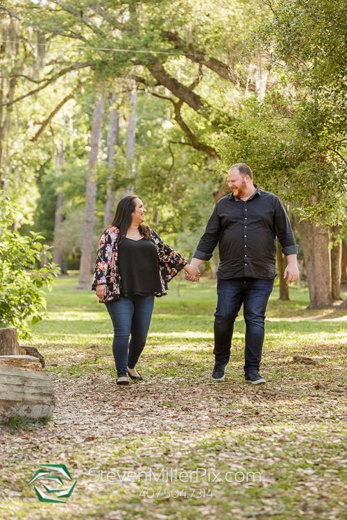 azalea lodge orlando engagement photographer