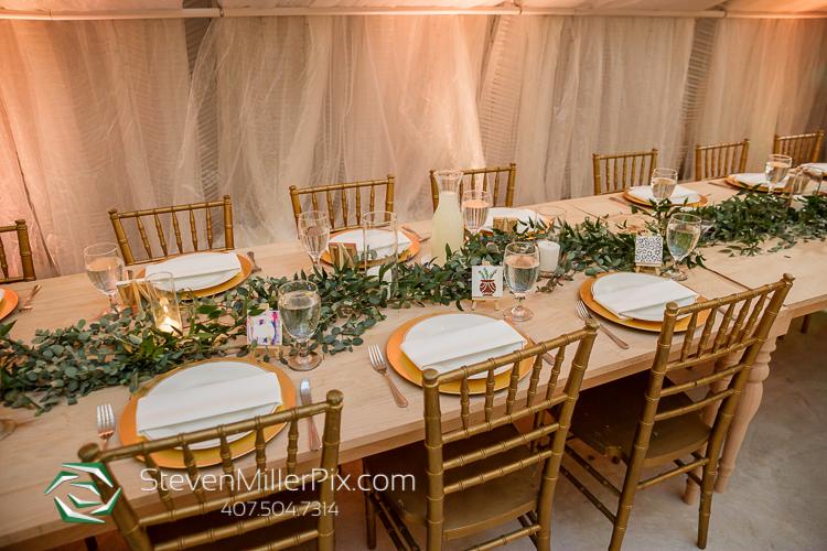 Orlando Wedding and Party Rentals Tables
