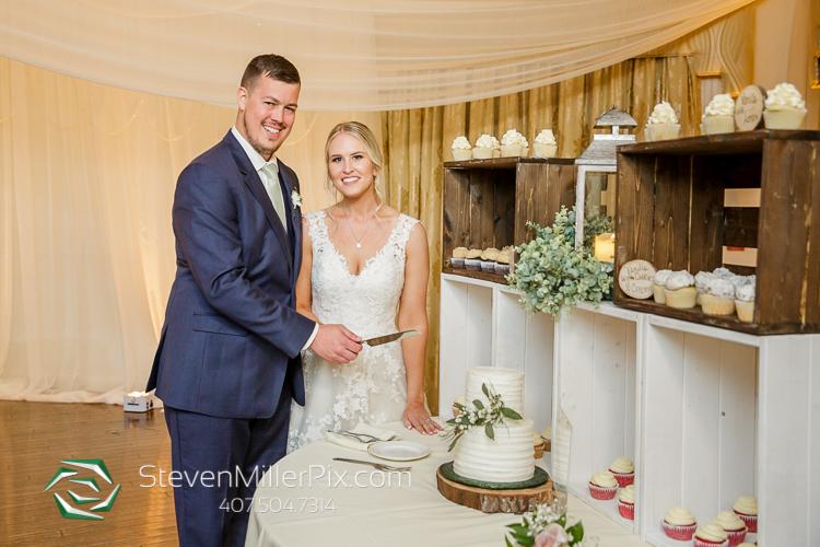 Highland Manor Wedding Day Photo