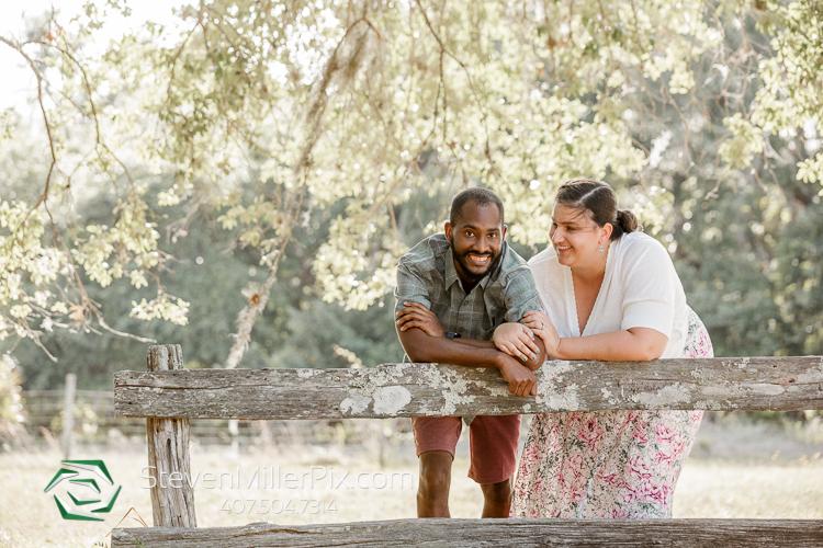 Kissimmee Prairie Florida Wedding Photos