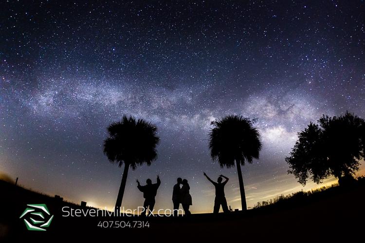 Starry Night Session Photographers Florida