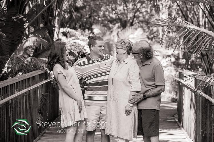 Leu Gardens Family Mini Sessions