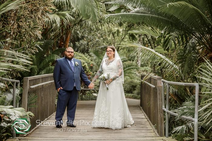 Leu Gardens Wedding Orlando