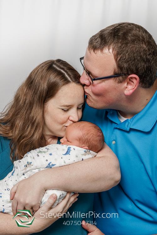 Newborn Family Photos Orlando