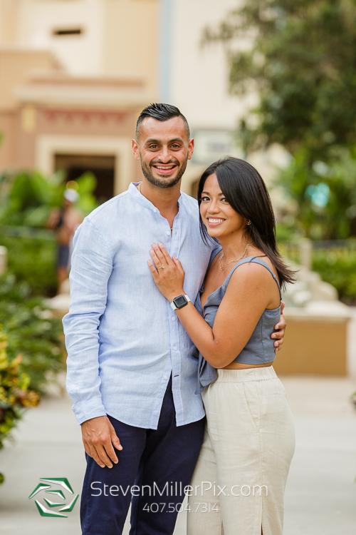 Coronado Springs Surprise Proposal