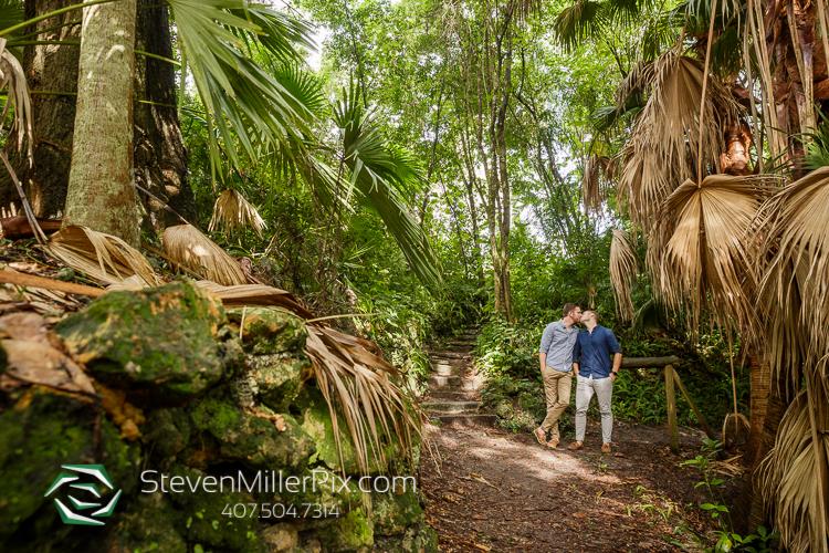 Orlando Engagement Session Photos