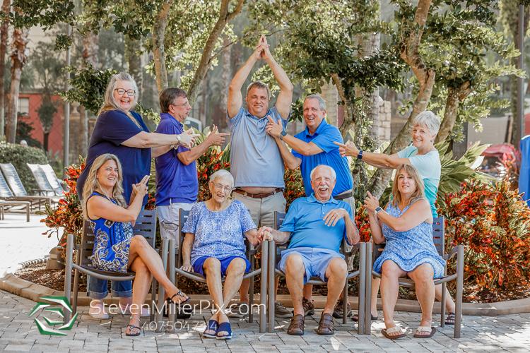 Family Photos Wyndham Bonnet Creek